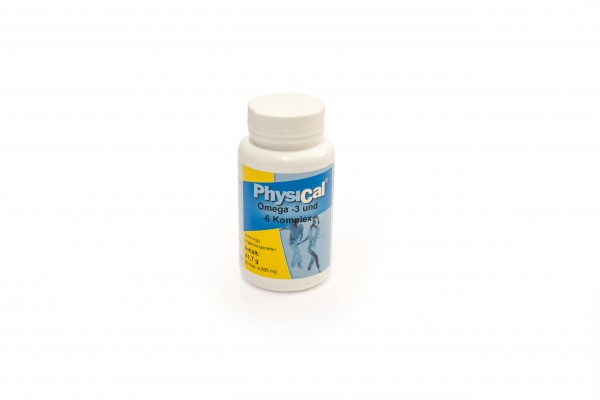 PhysiCal Omega-3 und -6 Komplex