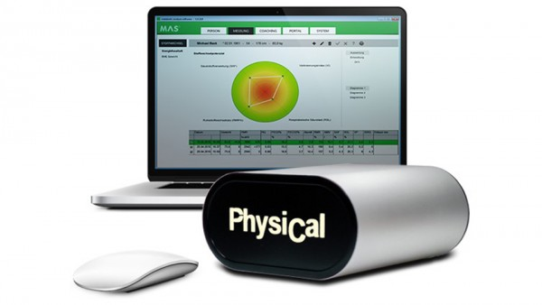 Software MAS Metabolic Analyse Software