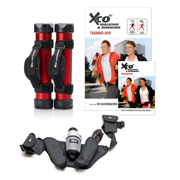 XCo® Shape, Walking & Running Set